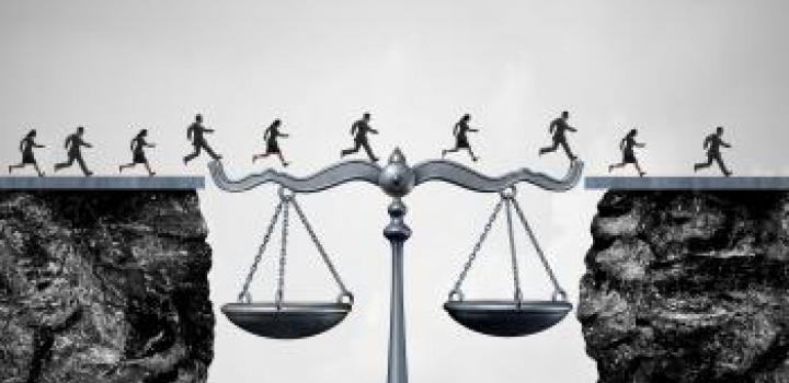 Wir zeigen rechtlich ausgewogene Wege